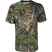Mossy Oak Men's Obsession Camo Short Sleeve Shirt