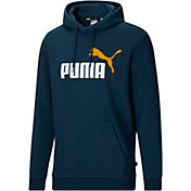 Puma Men's 2 Color Big Logo Hoodie