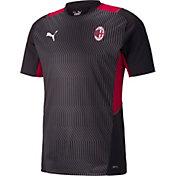 PUMA Men's AC Milan Black Training Jersey