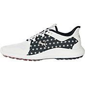 PUMA Men's IGNITE Fasten8 Stars and Stripes Golf Shoes