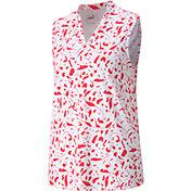PUMA Women's Cloudspun Chelsea Polo Shirt