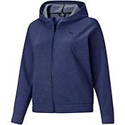 PUMA Women's Train Favorite Fleece Full-Zip Hoodie