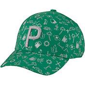 PUMA Women's Desert P Adjustable Golf Hat