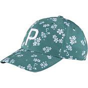 PUMA Women's Floral Golf Hat