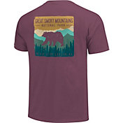 One Image Men's Tennessee Bear Mountains Short Sleeve T-Shirt
