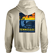 Image One Men's Tennessee Hike Graphic Hoodie