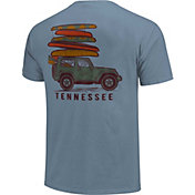 One Image Men's Tennessee Jeep Short Sleeve T-Shirt