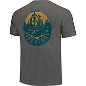 One Image Men's Washington Bike Adventure Short Sleeve T-Shirt