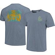 Image One Men's Florida State Seminoles Blue Hammock T-Shirt