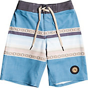 """Quiksilver SurfSilk Sun Faded 14"""" Recycled Board Shorts"""