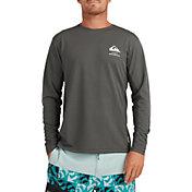 Quiksilver Men's Bamboo Check Long Sleeve T-shirt