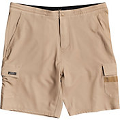 "Quiksilver Waterman Men's Seafaring 20"" Amphibian Board Shorts"