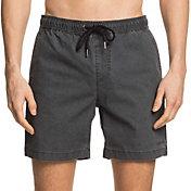 "Quiksilver Men's Taxer 17"" Elasticized Shorts"