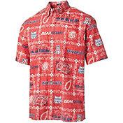 Reyn Spooner Men's Arizona Wildcats Cardinal Classic Button-Down Shirt