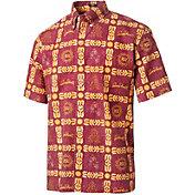 Reyn Spooner Men's Arizona State Sun Devils Maroon Classic Button-Down Shirt