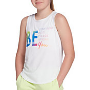 DSG Girls' Graphic Tank Top