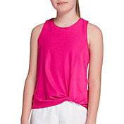 DSG Girls' Knot Front Tank Top