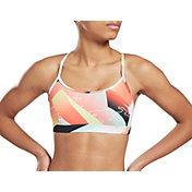 Reebok Women's Skinny Bra Retro Vector