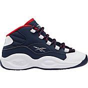 Reebok Kids' Preschool Question Mid Basketball Shoes
