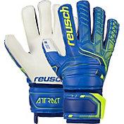 Reusch Adult Attrakt SG Finger Support Soccer Goalkeeper Gloves