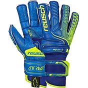Reusch Adult Attrakt Freegel G3 Finger Support Soccer Goalkeeper Gloves