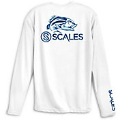 SCALES Men's Stealthy Performance Long Sleeve Shirt