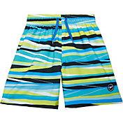 "Speedo Boy's Party Pattern Redondo 15"" Volley Swim Trunks"