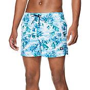 "Speedo Men's Vibe Finding Palms 14"" Volley Shorts"