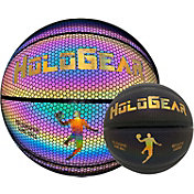 HoloGear Glowing Reflective Official Basketball (29.5'')