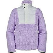 Spyder Women's Boulder Anorak Fleece Jacket