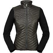 Spyder Women's Novel Hybrid GTX INFINIUM Sweater Jacket