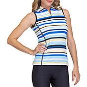 Tail Women's Sleeveless Funnel Neck Shirt