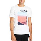 Timberland Men's Photographic Print Short Sleeve Graphic T-Shirt