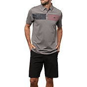 Travis Mathew Men's Out for The Night Polo