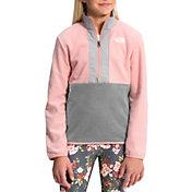 The North Face Girls' Glacier ¼ Zip Fleece Jacket