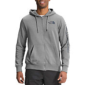 The North Face Men's Brand Proud Full Zip Hooded Jacket