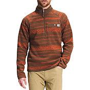 The North Face Men's Printed Gordon Lyons ¼ Zip Sweatshirt