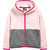 The North Face Toddler Girls' Glacier Full-Zip Hoodie