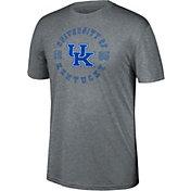 Top of the World Men's Kentucky Wildcats Grey Heritage T-Shirt