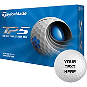 TaylorMade 2021 TP5 Personalized Golf Balls