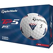 TaylorMade 2021 TP5 pix USA Golf Balls