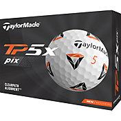 TaylorMade 2021 TP5x pix Golf Balls