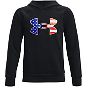 Under Armour Boys' Freedom BFL Rival Hoodie