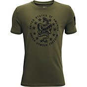 Under Armour Boys' Freedom Snake T-Shirt