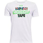 Under Armour Boys' UA Cool Supplies Short Sleeve T-Shirt