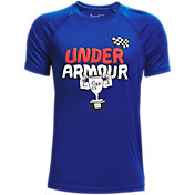Under Armour Boys' Tech First Place Graphic T-Shirt