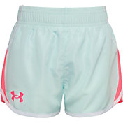 Under Armour Little Girls' Fly-By Shorts
