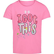 Under Armour Little Girls' I Got This Graphic T-Shirt