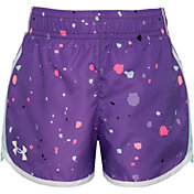 Under Armour Little Girls' Splash Fly-By Shorts