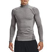 Under Armour Men's ColdGear Mock Neck Compression Shirt